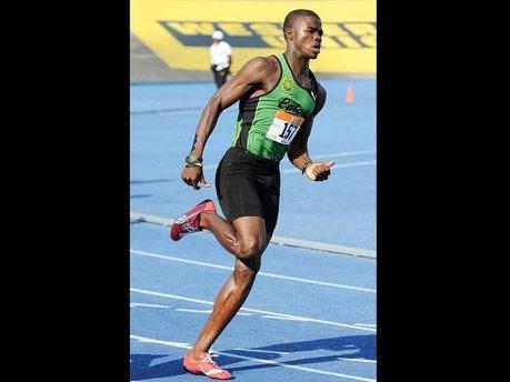 1x1.trans Michael O'Hara, la nueva joya jamaicana de la velocidad