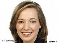 Familienministerin Kristina Schröder (Foto: K. Schröder)