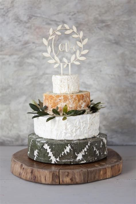 Cheese Wedding Cake Mirables   The Cheese Wedding Cake