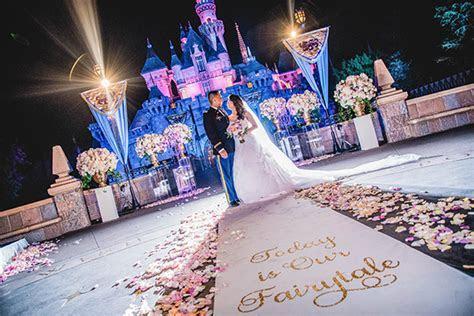 Disney?s Fairy Tale Weddings