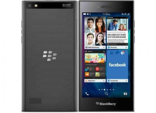 New-Imported-BlackBerry-Leap-16GB-2GB-5-034-8MP-2MP-Grey
