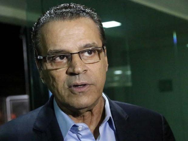 Henrique Eduardo Alves, candidato ao governo do RN pelo PMDB (Foto: Canindé Soares/G1)