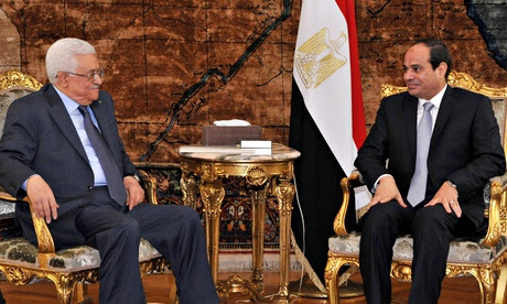 A handout picture released by the Egypti