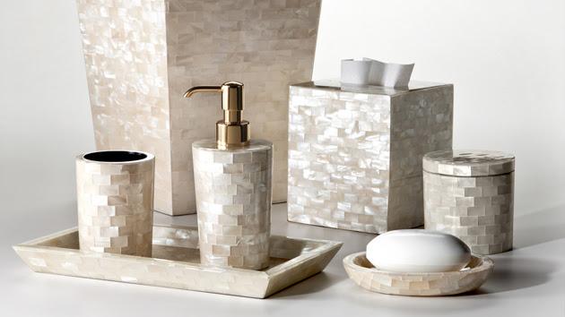 15 Luxury Bathroom Accessories Set | Home Design Lover