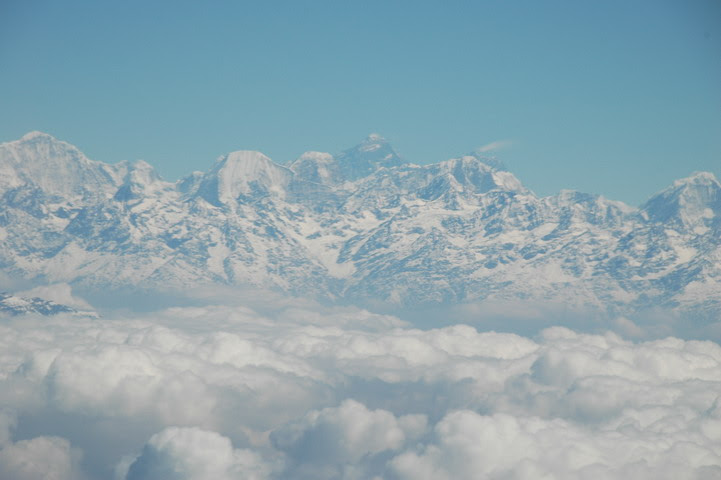 avion katmandou bangkok Royal Népal