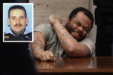 Officer Thor Soderberg's Killer Sentenced to Life in Prison, Plus 115Years