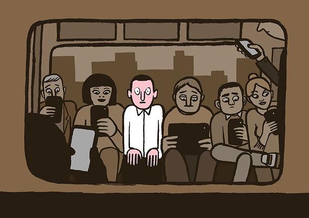 ilustraciones-satiricas-adiccion-tecnologia (3)