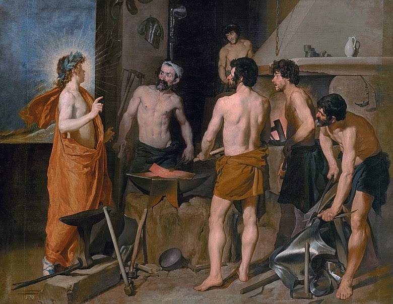 Αρχείο:Diego Velasquez, The Forge of Vulcan.jpg