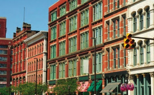 Preservation Green Lab, adaptive reuse, green buildings, renovation, national trust for historic preservation, green architecture, green cities, global warming, green retrofit,