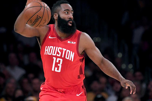 James Harden says  it s personal  between him and  arrogant  ref Scott  Foster. It was another eventful game between the Houston Rockets c58d2913f7bf