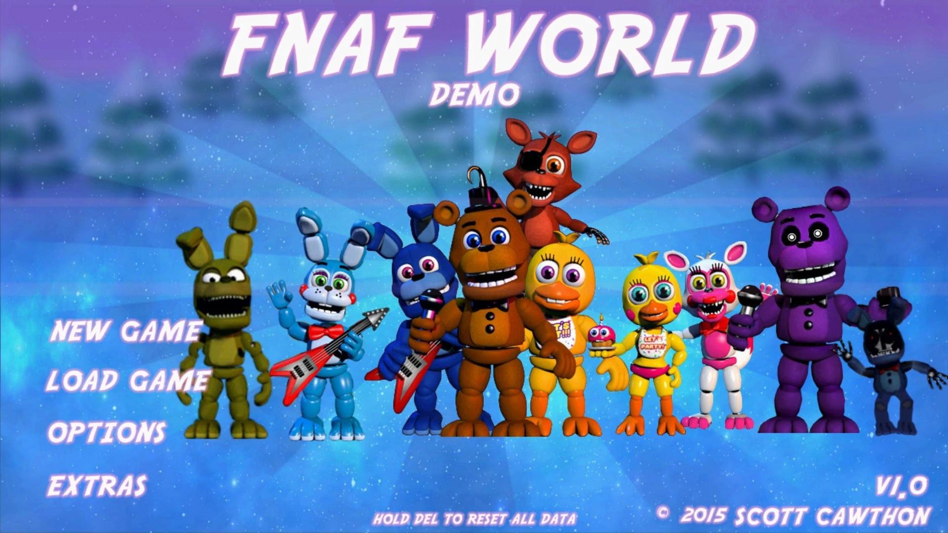 Fnaf World Wallpaper Hd 81 Images