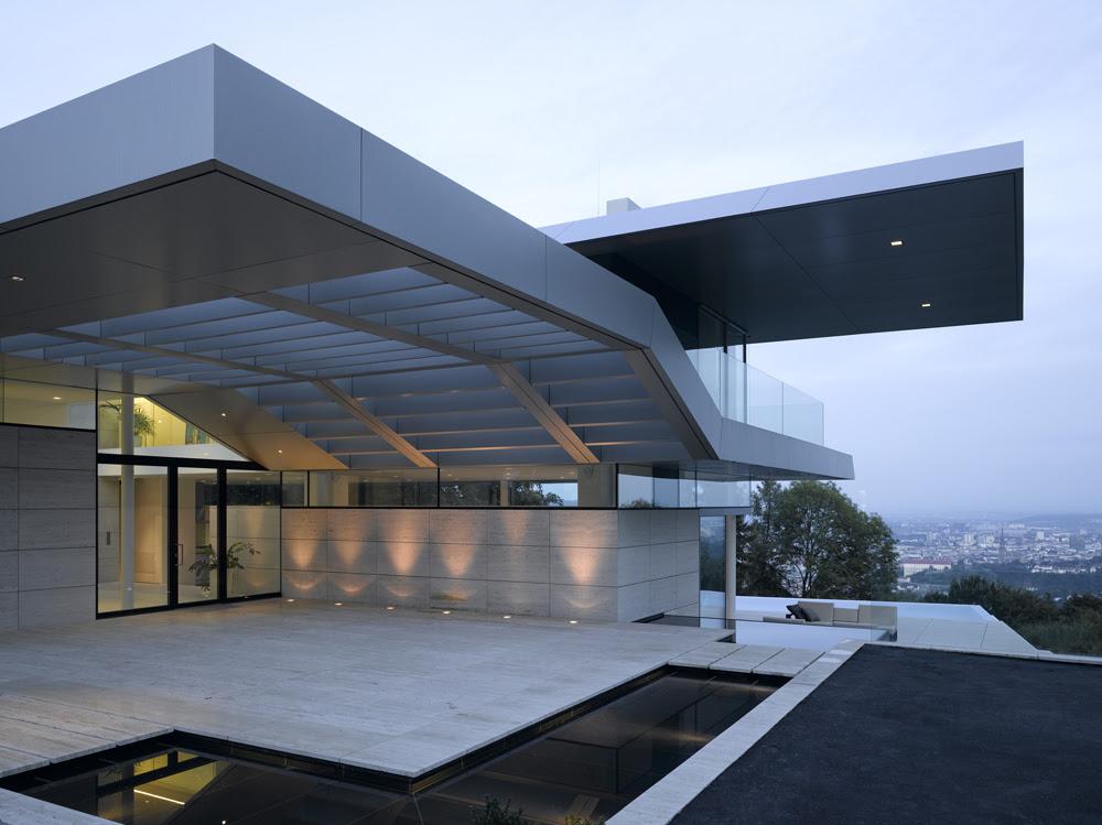 Villa A - Najjar & Najjar Architects, Arquitectura, casas