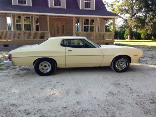 Buy Used 71 Ford Torino Gt 351 M Code True Shaker Car In Harrodsburg Kentucky United States