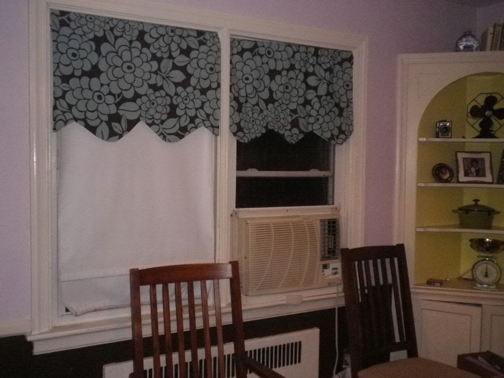 Matching Kitchen And Dining Room Curtains