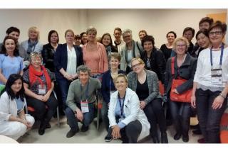 El hospital Infanta Sofía recibe la visita de un grupo de enfermeras holandesas