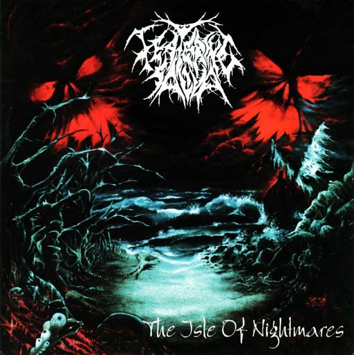 Festering Saliva - The Isle of Nightmares