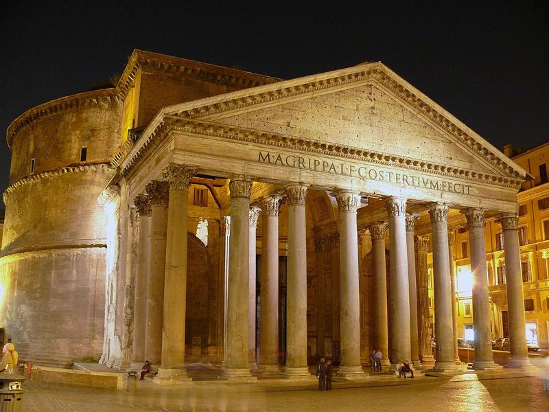 File:Pantheon by night.jpg