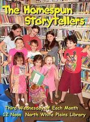 Homespun Storytellers