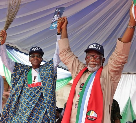 Ondo Gov-elect, Rotimi Akeredolu Receives Certificate of Return from INEC (Video)
