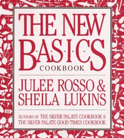 Cookbook Casting Call Week 3 Book: The New Basics Cookbook