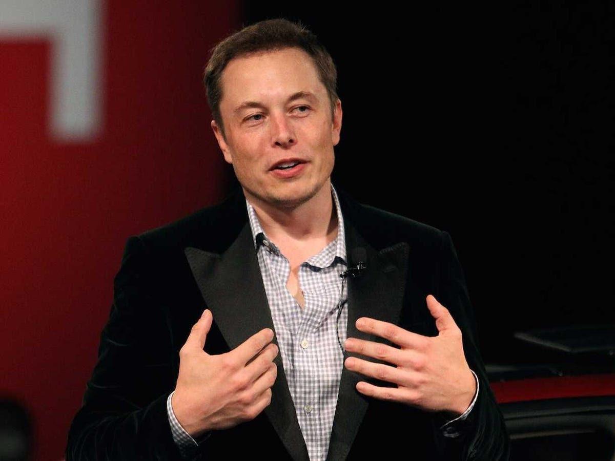 AGE 43: Elon Musk