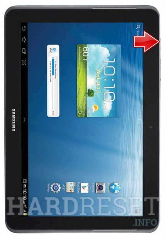 how to delete on samsung tablet