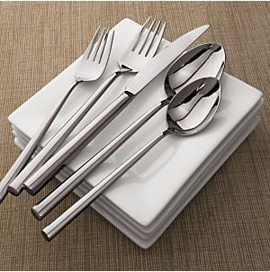 Crate And Barrel Flatware Chest | Lyfe Kitchen