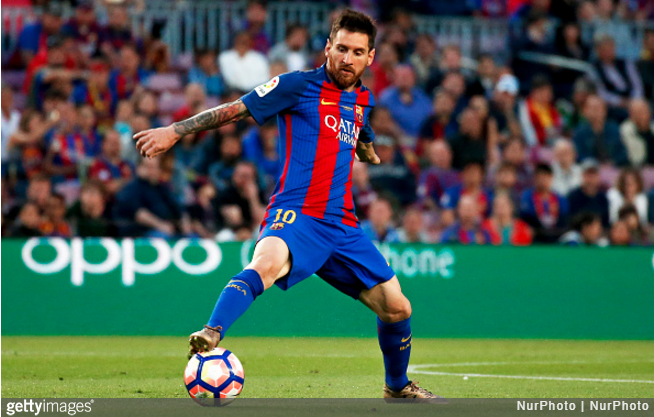 Official: Lionel Messi Agrees New Barcelona Contract ...