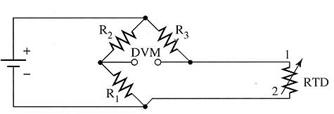 Electrical Circuits For Rtds