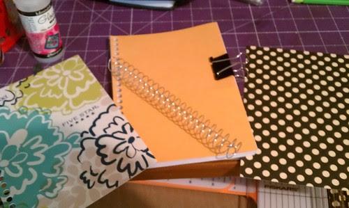 Descruction of notebook