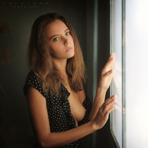 "jai-envie-detoi: "" point of no return Photographer: Dani Fehr Model: Katya Clover """