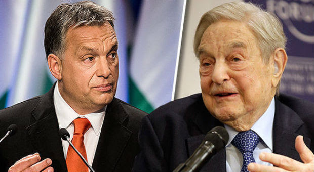 hungarian prime minister viktor orban has hit out again against globalist george soros