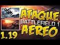 Conheça o modo Ataque Aéreo que chegará em fevereiro para Battlefield 1