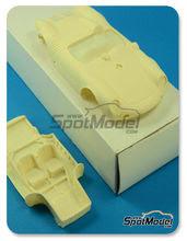 Transkit 1/24 SpotModel - Porsche 550   - para usar con kits de Fujimi