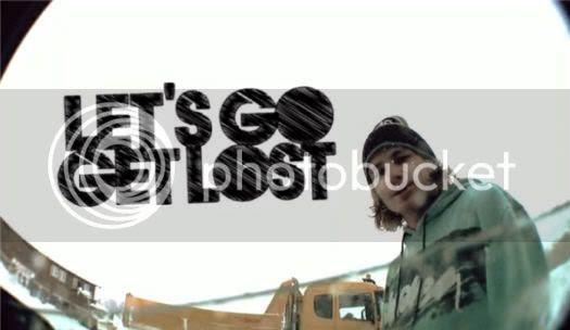 Isenseven Let's go get lost