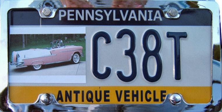 Classic And Antique Cars Collection Antique Cars In Pa