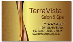 BCS-1046 - salon business card