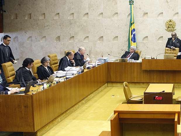 Plenário do STF adiou votação para depois do Carnaval Foto: Nelson Jr. / STF / Divulgação