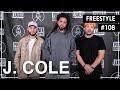 "J. Cole Freestyles Over ""93 Til Infinity"" & Mike Jones' ""Still Tippin"" - L.A. Leakers Freestyle #108 - @JColeNC @Power106LA 🔥🔥🔥"