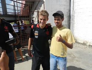 Thomás Flamengo (Foto: Raphael Bozeo)