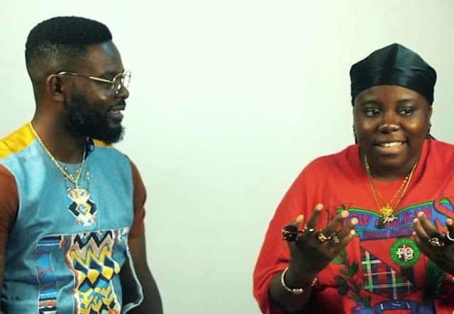 """Teni, I Have So Much Feelings For You"" – Falz (Video)"
