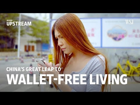 China's Great Leap to Wallet-Free Living | Moving Upstream