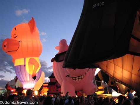 Albuquerque International Balloon Fiesta   Luxe Adventure