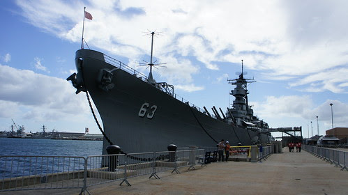 Battle Ship Missouri Memorial