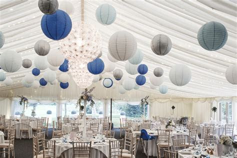 Paper lantern and wedding decoration Inspirations area and