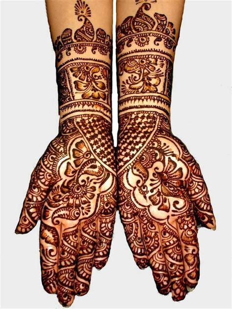 Mehndi Wedding Design: February 2012