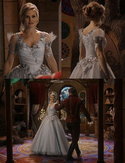 Once Upon A Time Emma Dream Sequence   Dance costume