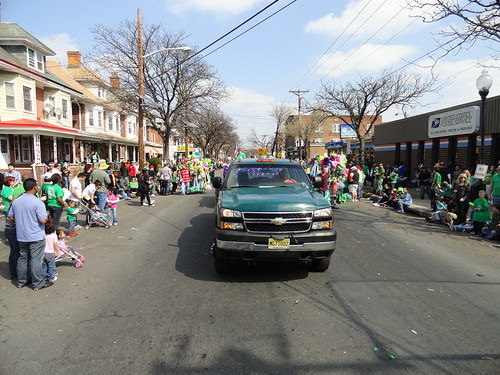 Trenton St Pattys Parade