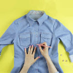 SEW YOUR OWN SHIRT OR SHIRT DRESS ONLINE COURSE