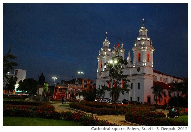 Cathedral, Belem, Brazil